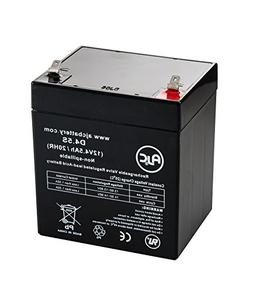 Replacement Battery for CyberPower CPS485SL 485VA 12V 4.5Ah