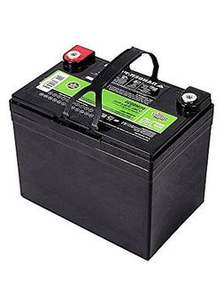 Sealed Lead Acid  Deep Cycle Battery - DCM0035 replacement b