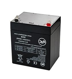 Enercell 23-945 12V 5Ah Sealed Lead Acid Battery - This is a