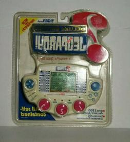 Deluxe Edition Jeopardy Hand Held Game 1999 Tiger Electronic