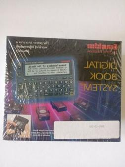 Franklin Electronic Publishers Digital Book System DBS-2 084