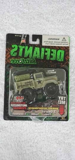 factory sealed 4x4 damage inc truck try