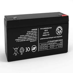 Panasonic  6V 12Ah Sealed Lead Acid Replacement Battery