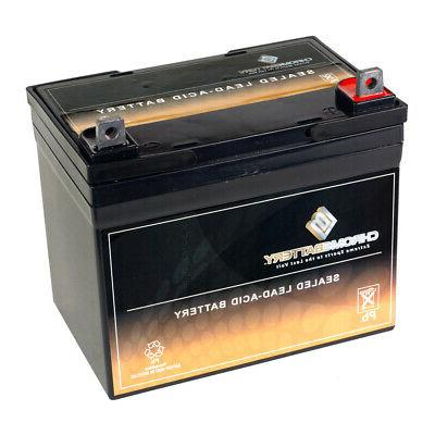 Chrome Battery Group Deep Cycle Sealed Battery