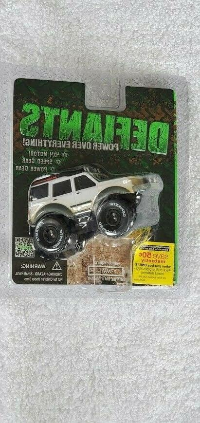 rare factory sealed 4x4 redwood battery operated