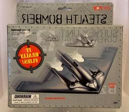 stealth bomber 1065 new sealed batteries not